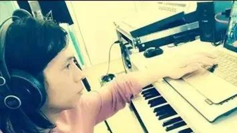 学习流行键盘的正确打开方式 | 刘瀚中编曲12