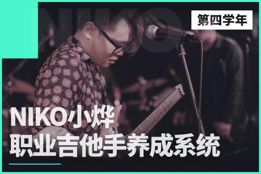 Niko小烨职业吉他手养成系统(第四学年)