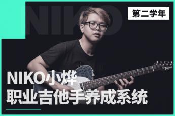 Niko小烨职业吉他手养成系统(第二学年)
