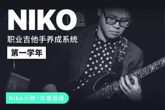Niko小烨职业吉他手养成系统(第一学年)